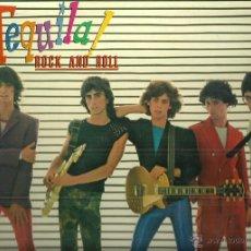 Discos de vinilo: TEQUILA LP SELLO ZAFIRO AÑO 1979 ROCK AND ROLL. Lote 48486957