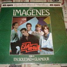Discos de vinil: GLAMOUR - IMAGENES. Lote 48498492