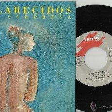 Discos de vinil: ESCLARECIDOS SINGLE PROMOCIONAL UNA SORPRESA.1989. Lote 48502819