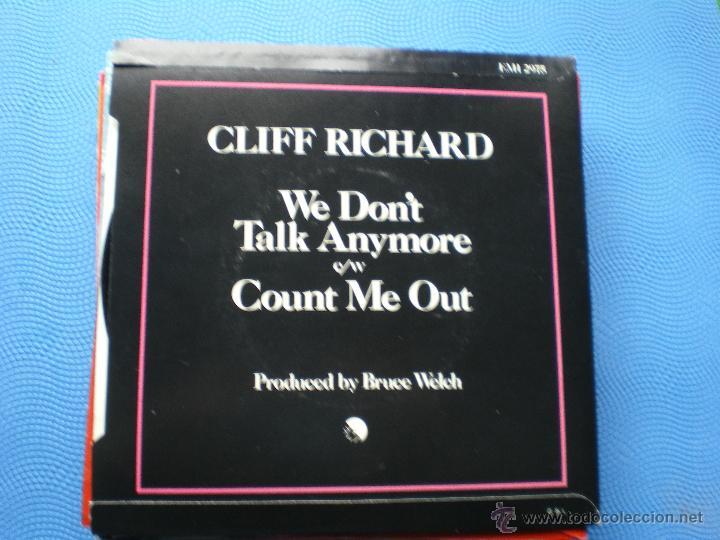 Discos de vinilo: CLIFF RICHARD CLIFF !! ULTIMO PRECIO!! SINGLE BOX UK. 12 SINGLES VER FOTOS PDELUXE - Foto 26 - 48505303