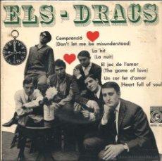 Discos de vinilo: EP ELS DRACS : COMPRENSIÓ. Lote 48505904