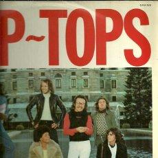 Discos de vinilo: POP-TOPS LP SELLO CAUDAL AÑO 1978. Lote 48506459