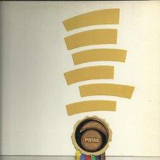 Discos de vinilo: LOS RELAMPAGOS LP SELLO ZAFIRO- NOVOLA 6 PISTAS AÑO 1967. Lote 48506526