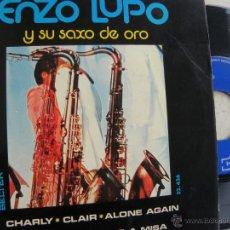Discos de vinilo: ENZO LUPO Y SU SAXO DE ORO -EP 1973 -BELTER. Lote 48525230