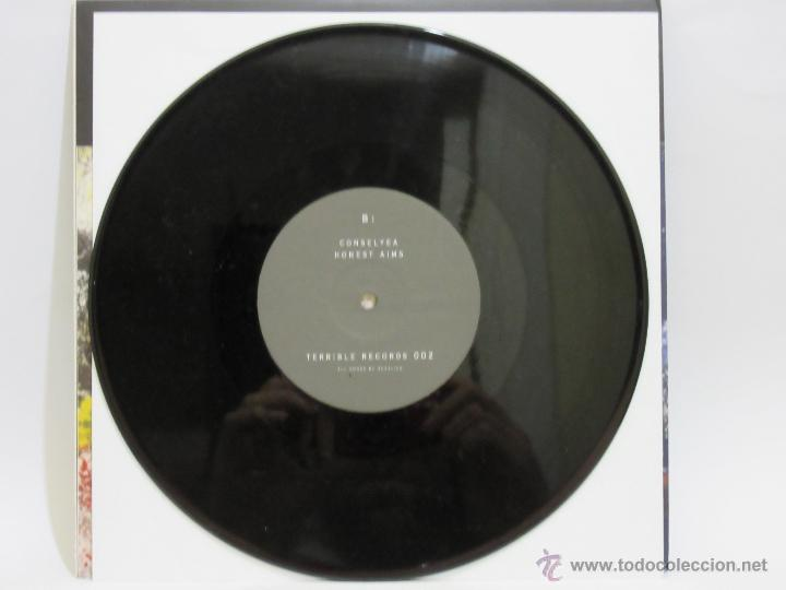 Discos de vinilo: Acrylics - All Of The Fire - USA - EP - Terrible Records - 2009 - EX+/NM+ - Foto 5 - 48529317