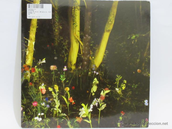 NYTEOWL - LOVE OF MINE -2 X 10 - UK - EP - LOVE INTEREST - 2012 - EX+/EX+ (Música - Discos de Vinilo - EPs - Techno, Trance y House)