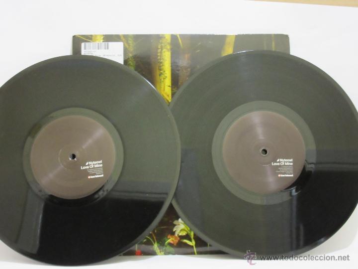 Discos de vinilo: Nyteowl - Love Of Mine -2 x 10 - UK - EP - Love Interest - 2012 - EX+/EX+ - Foto 3 - 146452550