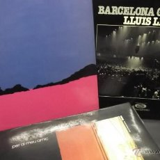 Discos de vinilo: GRUPO DE 14 DISCOS DE LA NOVA CANÇÓ CATALANA AÑOS 70 DESTACA LLUIS LLACH. Lote 48531064