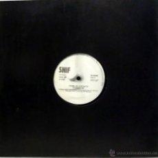 Discos de vinilo: LAGARTO ROCK II - TRAMA DE CONTACTO Y EXCEDENTES. Lote 48531342