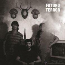 Discos de vinilo: LP FUTURO TERROR VINILO. Lote 48536500