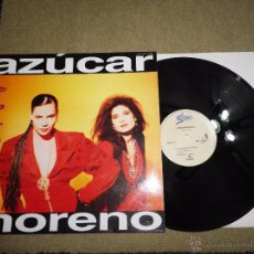 Discos de vinilo: AZUCAR MORENO BANDIDO MAXI SINGLE VINILO FESTIVAL EUROVISION ESPAÑA 1990 3 VERSIONES. Lote 48541810