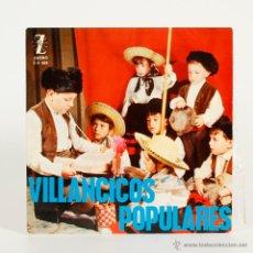 Discos de vinilo: NAVIDAD - VILLANCICOS POPULARES - 1964. Lote 48550842