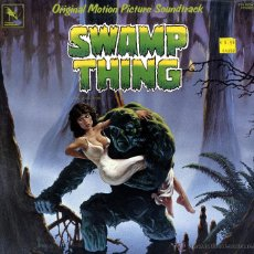 Disques de vinyle: SWAMP THING. Lote 48565070