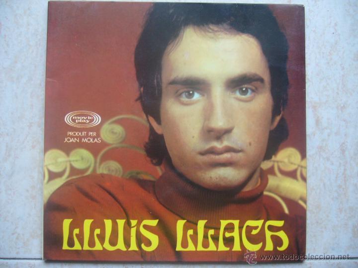 LLUIS LLACH (Música - Discos de Vinilo - EPs - Solistas Españoles de los 50 y 60)