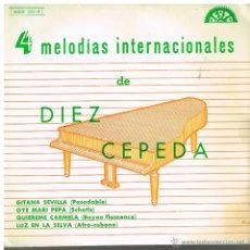 Discos de vinilo: CONJUNTO LOS CORALES - MUÑECA CHOCOLATINA / HUESITO DE ACEITUNA / CADA NOCHE CADA DÍA... - EP 1964. Lote 48584889