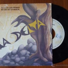 Discos de vinilo: ALA DELTA, YO ODIO LAS ARMAS + BLUES DE LA MARIA (SNIF 1989) SINGLE PROMOCIONAL. Lote 48585519