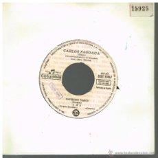 Discos de vinilo: CARLOS FAGOAGA - CAPRICHO VASCO / AMA / TXOMIN ETA BARTOLO / ATUN EGA LUZIA - EP 1965 - PROMO. Lote 48586482