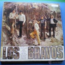 Discos de vinil: LOS BRAVOS LOS BRAVOS LP SPAIN 1970 ED CIRCULO LECTORES COLUMBIA RARO PDELUXE. Lote 48589768