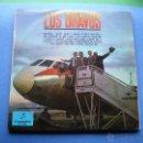 Discos de vinilo: LOS BRAVOS LOS BRAVOS LP SPAIN 1966 COLUMBIA 9003 PDELUXE. Lote 48589799