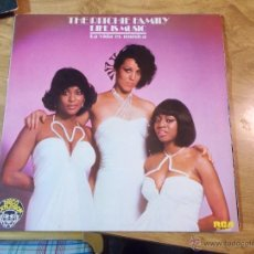 Discos de vinilo: THE RITCHIE FAMILY. LIFE IS MUSIC.. Lote 48597674
