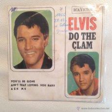 Discos de vinilo: RARO EP ELVIS PRESLEY - EDICION ESPAÑOLA 1965. Lote 48597861
