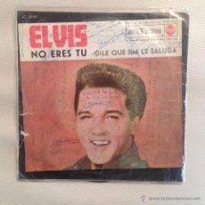 Discos de vinilo: SINGLE ELVIS PRESLEY - EDICION ESPAÑOLA 1962. Lote 48598077