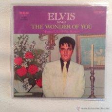 Discos de vinilo: SINGLE ELVIS PRESLEY - EDICION FRANCESA . Lote 48598219