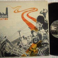 Discos de vinilo: BUCK 65 - '' SITUATION '' 2 LP USA. Lote 48600123