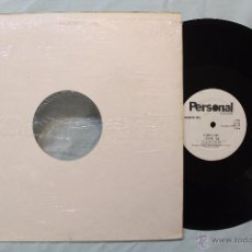 Discos de vinilo: INNERLIFE YOUR LOVE MAXI SINGLE VINYL RARE PERSONAL RECORDS 1986. Lote 48600317