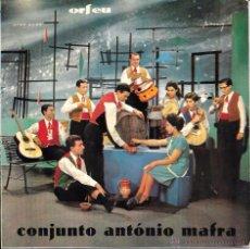 Discos de vinilo: CONJUNTO ANTONIO MAFRA - ABRE A PIPA BEATRIZ / OH! QUE CASINHA TAO ALTA / O PAPAGAIO DA RITA + 1. Lote 48602548