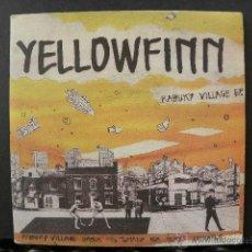 Discos de vinilo: YELLOWFINN KABURKI VILLAGE - SUBTERFUGE 1994. Lote 48607697