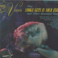 Discos de vinilo: LIVING VOICES. Lote 48608540