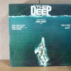 Discos de vinil: JOHN BARRY - THE DEEP - CASABLANCA NBLP 7060 - 1977 - EDICION VENEZOLANA. Lote 48615912