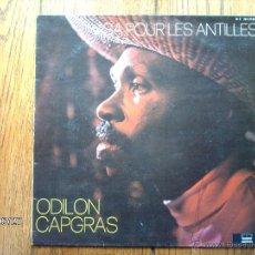 Discos de vinilo: ODILON CAPGRAS - VISA POUR LES ANTILLES . Lote 48627308