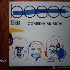 Discos de vinilo: DON BOSCO - COMEDIA MUSICAL. Lote 205010463