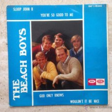 Discos de vinilo: EP THE BEACH BOYS - ESPAÑA 1966. Lote 48647316