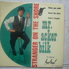 Discos de vinilo: MR. ACKER BILK - STRANGER ON THE SHORE. Lote 48650481