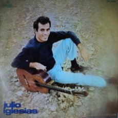 Discos de vinilo: JULIO IGLESIAS - GWENDOLYNE - EDICIÓN DE 1970 DE ESPAÑA. Lote 48656368