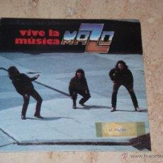Discos de vinilo: MAZO - VIVE LA MUSICA PARTES I Y II - SPANISH HEAVY METAL-1982-. Lote 48657455