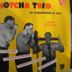 Discos de vinilo: HOLTCHA TRIO -EP . Lote 48659408