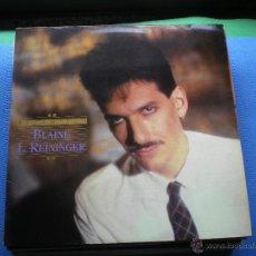 Discos de vinilo: BLAINE L.REININGER BYZANTIUM LP SPAIN 1987 CON ENCARTE PDELUXE. Lote 48664163
