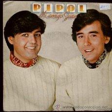 Discos de vinilo: PIPOL (SINGLE CBS 1980) - MIA MIGO JUAN / EL ROCK DEL CALENTADOR. Lote 48667047