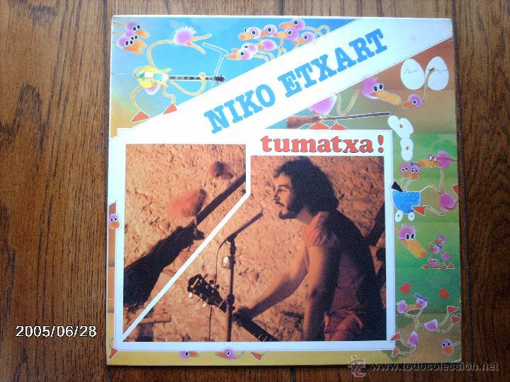 NIKO ETXART - TUMATXA ! (Música - Discos - LP Vinilo - Rock & Roll)