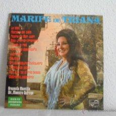 Discos de vinilo: MARIFE DE TRIANA -LP ZAFIRO 1971. Lote 48669490