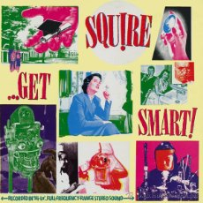 Discos de vinilo: SQUIRE - GET SMART (WAH WAH RECORDS, 2015, WMPR002) MOD LIMITADO 500 COPIES. Lote 48863118