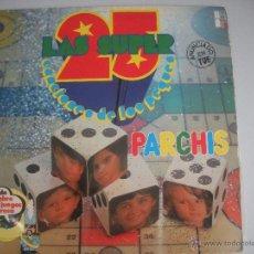 Discos de vinilo: MAGNIFICO Y DOBLE LP DE - P A R C H I S - 25 SUPER CANCIONES DE LOS PEQUES ,-. Lote 48681447