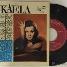 Discos de vinilo: MIKAELA -EP 1966. Lote 48681571