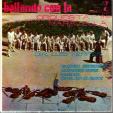 Discos de vinilo: EP BAILANDO CON LA ORQUESTA MARAVELLA : VALERO SERENADE + 3 . Lote 48681779