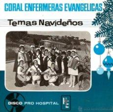 Discos de vinilo: EP CORAL ENFERMERAS EVANGELICAS : TEMAS NAVIDEÑOS . Lote 48682002