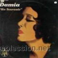 Discos de vinilo: DAMIA: UN SOUVENIR - 2 LP VINILO - DISQUES PATHÉ / EMI PATHÉ MARCONI 2 C178-12756/57. Lote 48682063